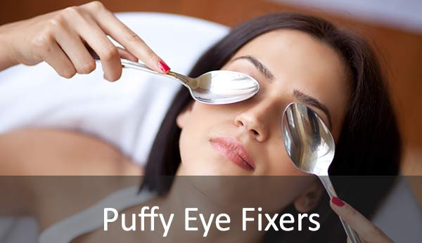 Puffy Eye Fixes and Preventions