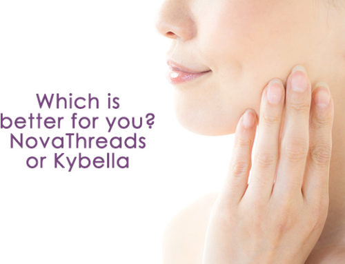 What is Better to Smooth and Tighten My Neck: NovaThreads or Kybella?