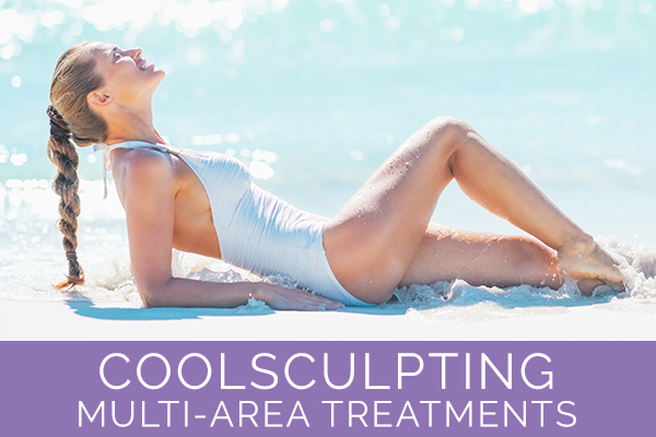 coolsculpting multi area treatment